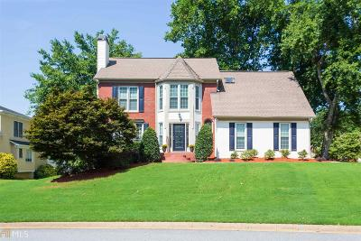 Kennesaw Single Family Home New: 375 Devereaux Ct
