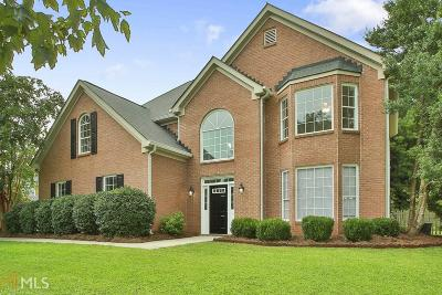 Newnan Single Family Home Under Contract: 110 Woodlake Dr