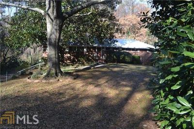 Hapeville Single Family Home For Sale: 2117 Woodland Dr
