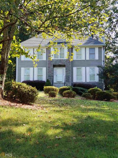 Stone Mountain Single Family Home New: 506 Orchards