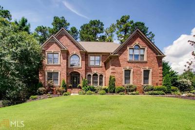 Milton Single Family Home New: 842 N Brookshade Pkwy
