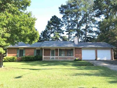 Loganville Single Family Home Under Contract: 1475 Compton Woods Dr
