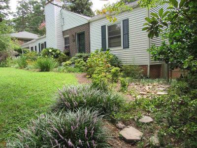 Barrow County, Forsyth County, Gwinnett County, Hall County, Walton County, Newton County Single Family Home Under Contract: 525 Stillwood Dr