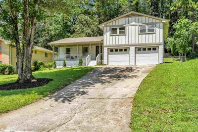 Atlanta Single Family Home New: 1756 W Caribaea
