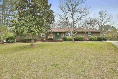 Coweta County Single Family Home For Sale: 39 Emmett Young Rd