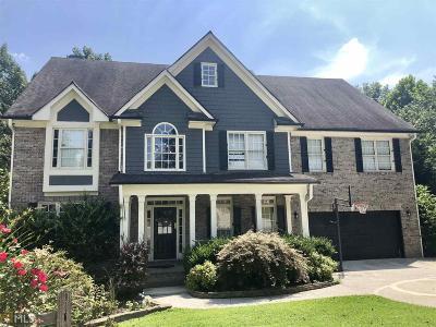 Hoschton Single Family Home New: 3943 Springtree Ln