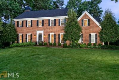 Marietta Single Family Home New: 785 Old Paper Mill Dr