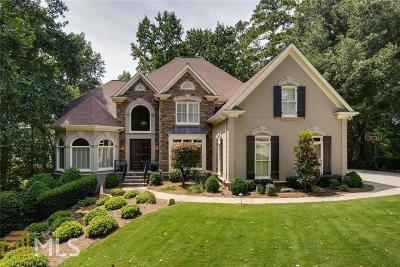 Alpharetta Single Family Home New: 1125 Creek Ridge Pte