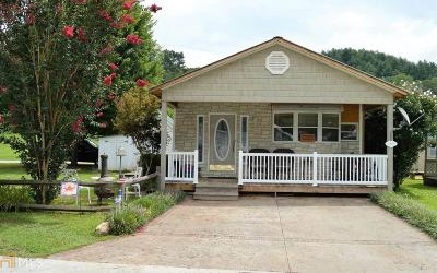 Hiawassee Single Family Home For Sale: 4363 Riverbank Run