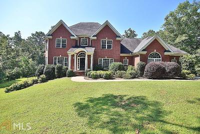 Douglasville Single Family Home New: 7241 Cantrell Rd