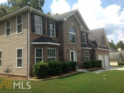 Snellville Single Family Home Under Contract: 5079 Harley Beth Dr