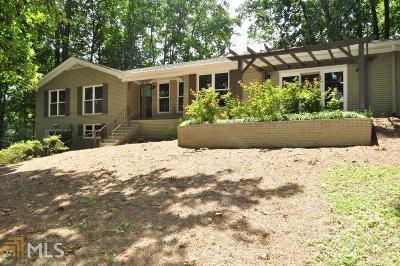 Kennesaw Single Family Home New: 80 Dillard Dr