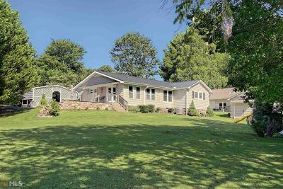 Towns County Single Family Home For Sale: 1670 Cedar Cliff Rd #tr 1