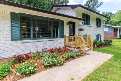 Decatur Single Family Home Under Contract: 1364 Sanden Ferry Dr