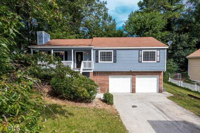 Kennesaw Single Family Home New: 1070 Rackley Way