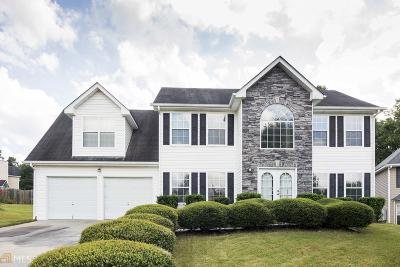 Snellville Single Family Home Under Contract: 3584 McIntosh