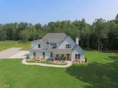 Senoia Single Family Home New: 191 Bradleys Line Dr