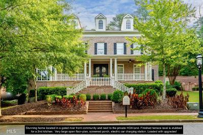 Alpharetta GA Single Family Home New: $1,195,000