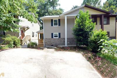 Smyrna Condo/Townhouse Under Contract: 1234 Falling Water Dr