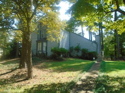 Douglasville Single Family Home New: 3874 Willow Holw