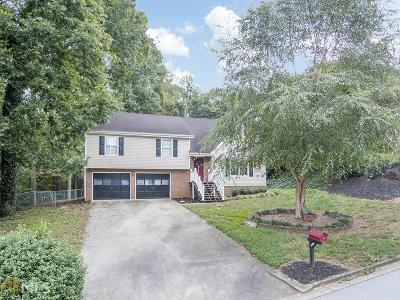 Conyers Single Family Home For Sale: 1028 Plantation Blvd