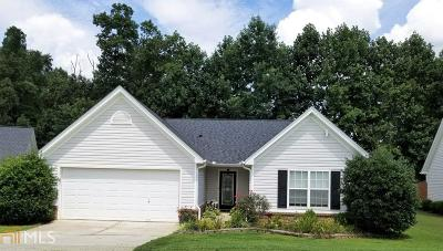 Dawsonville Single Family Home Under Contract: 170 Burts Crossing Dr