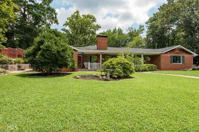 Hapeville Single Family Home For Sale: 201 Colorado