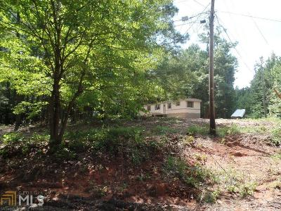 Newnan Single Family Home New: 234 Newton Rd
