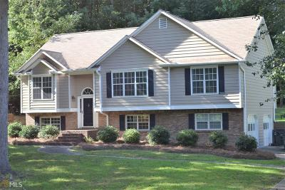 Douglasville Single Family Home Under Contract: 3972 Spring