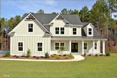 Senoia Single Family Home Under Contract: 50 Streamside Dr