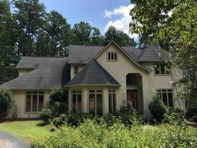 Fayette County Single Family Home New: 338 N Peachtree