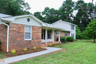 Newnan Single Family Home Back On Market: 1967 Corinth