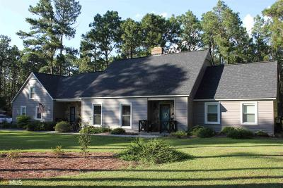 Statesboro Single Family Home For Sale: 103 Ramblewood Dr