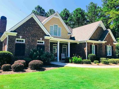 Douglasville Single Family Home New: 7993 White Stone Blvd