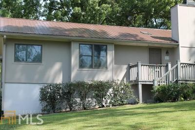 Gordon, Gray, Haddock, Macon Single Family Home New: 465 Plantation Rd