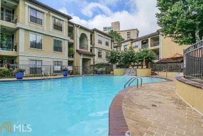 Brookhaven Condo/Townhouse Under Contract: 3777 Peachtree