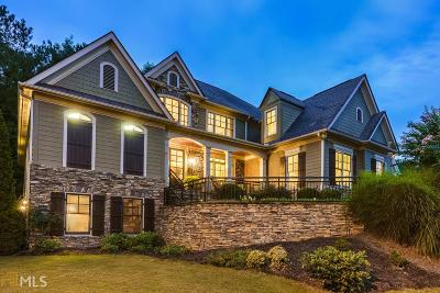 Acworth Single Family Home Under Contract: 2346 Starr Lake Dr