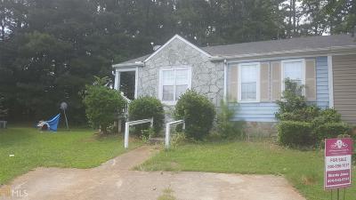 Marietta Condo/Townhouse Under Contract: 360 Red Oak