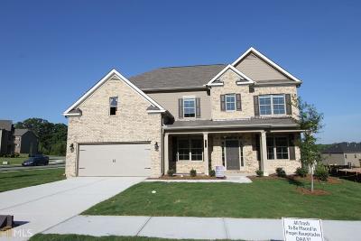 Snellville Single Family Home New: 8035 Nolan Trl #49