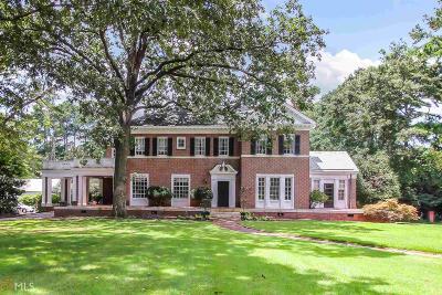 Coweta County Single Family Home New: 200 Jackson St