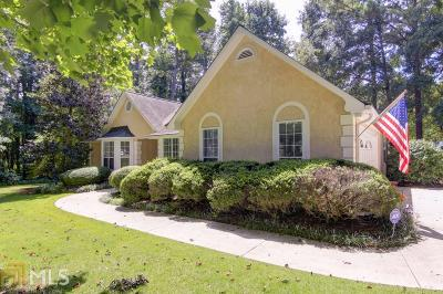 Newnan Single Family Home Under Contract: 95 Woodridge Pl