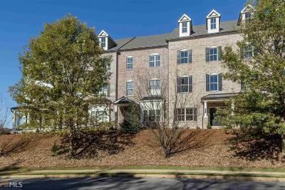 Alpharetta Condo/Townhouse Under Contract: 1918 Forte Ln