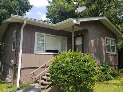 Marietta Single Family Home New