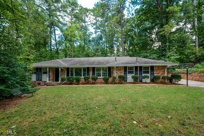 Atlanta Single Family Home New: 3078 Cherrywood Ct