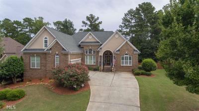 Henry County Single Family Home New: 1203 McAllistar