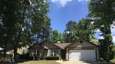 Johns Creek Single Family Home Under Contract: 4790 Roswell Mill Rd