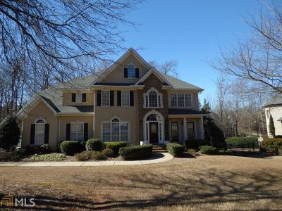 Henry County Single Family Home Under Contract: 407 Abbey Springs