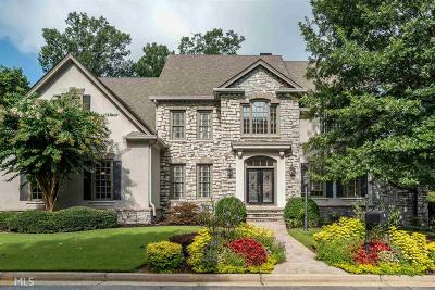 Roswell, Sandy Springs Single Family Home For Sale: 200 High Point Walk #1