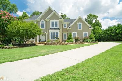 Clermont Single Family Home New: 6180 Dahlonega Hwy