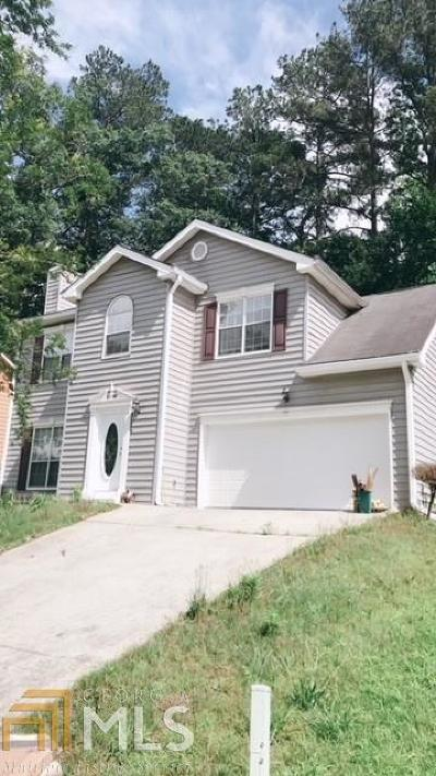 Dawson County, Forsyth County, Gwinnett County, Hall County, Lumpkin County Single Family Home New: 490 River Overlook Dr